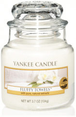 Yankee Candle Fluffy Towels - Prana Puur | Cadeau winkel Roden