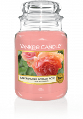 Yankee Candle Sun-Drenched Apricot Rose - Prana Puur | Cadeau winkel Roden