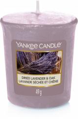 Yankee Candle Dreid Lavender & Oak - Prana Puur | Cadeau winkel Roden