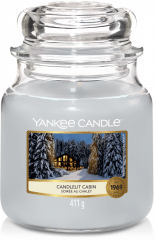 Yankee Candle Candlelit Cabin - Prana Puur | Cadeau winkel Roden