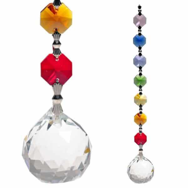 Feng Shui chakrakristal oneness - Prana Puur   Cadeau winkel Roden