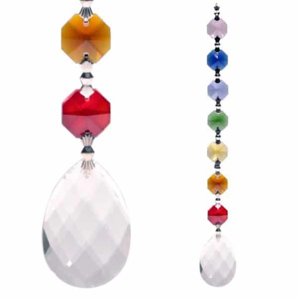 Feng Shui chakrakristallen Amrita - Prana Puur | Cadeau winkel Roden