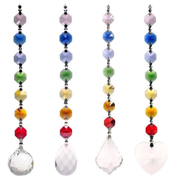 Feng Shui chakrakristallen Harmony - Prana Puur | Cadeau winkel Roden