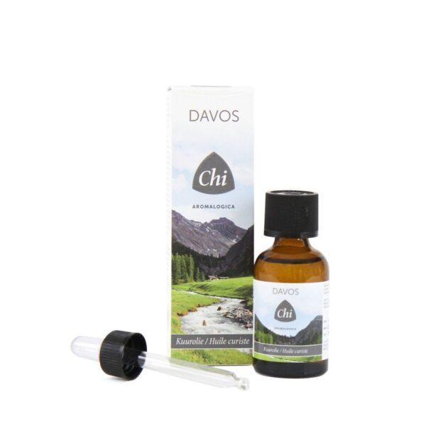 Chi Davos kuurolie - Prana Puur | Cadeau winkel Roden