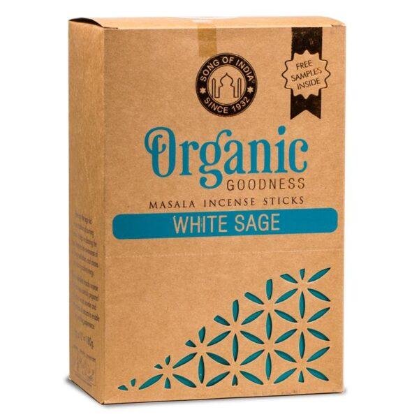 Masala Wierook Witte Salie - Prana Puur | Cadeau winkel Roden