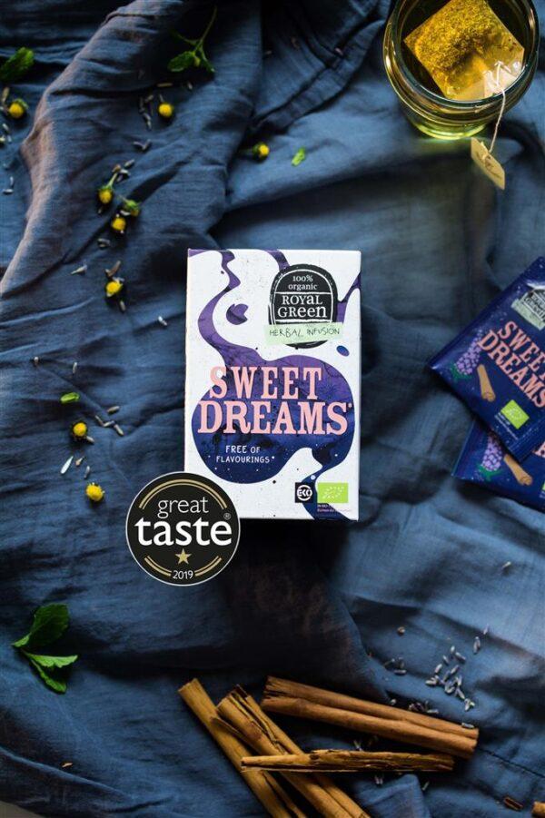 ROYAL GREEN SWEET DREAMS BIO - Prana Puur | Cadeau winkel Roden