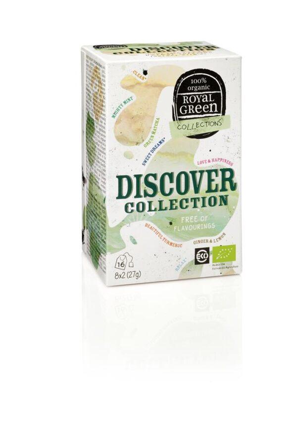 ROYAL GREEN DISCOVER COLLECTION BIO - Prana Puur | Cadeau winkel Roden
