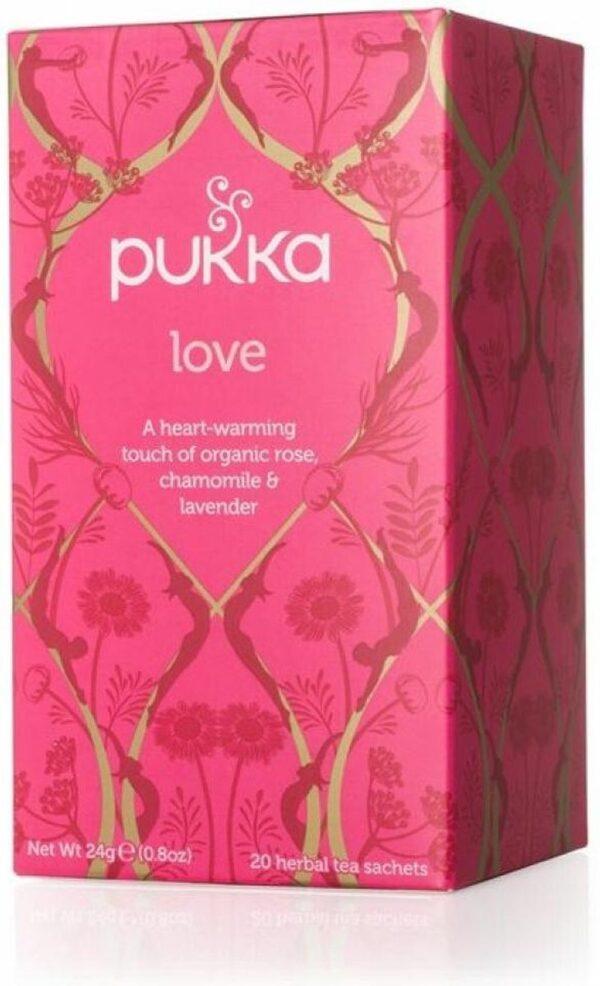 Pukka Love thee - Prana Puur | Cadeau winkel Roden