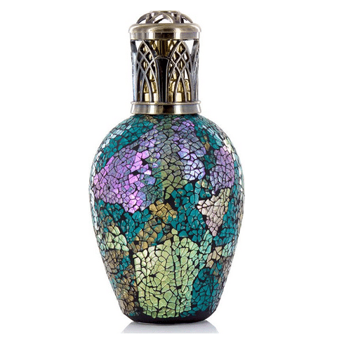 Ashleigh & Burwood Large Fragrance Lamp Peacock Tail - Prana Puur | Cadeau winkel Roden