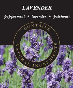 Ashleigh & Burwood Geurlamp vloeistof Lavendel
