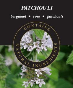 Ashleigh & Burwood Geurlamp vloeistof Patchouli
