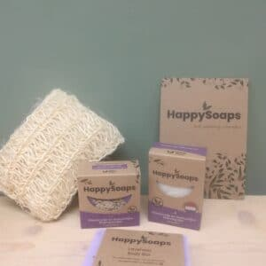 Happy soaps cadeau pakket
