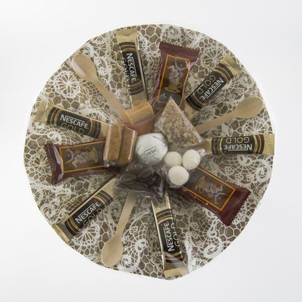 Koffie boeket klein - Prana Puur | Cadeau winkel Roden