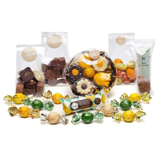 Chocolade pakket - Prana Puur | Cadeau winkel Roden