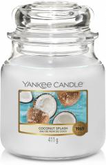 Yankee Candle Coconut Splash - Prana Puur   Cadeau winkel Roden