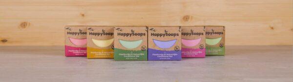 Happy soaps conditioner Bars