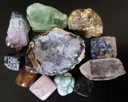 Edelsteen & Mineraal