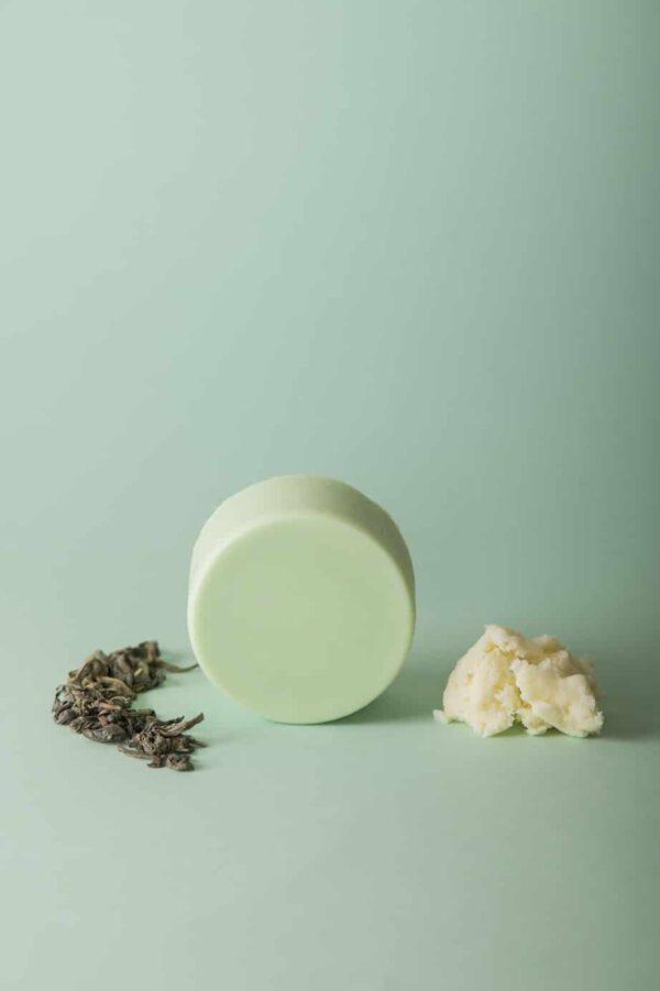Happy soaps conditioner Bars - Green Tea Happiness