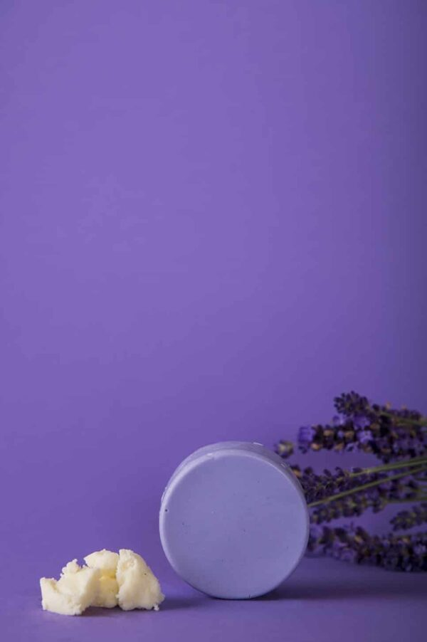 Happy soaps conditioner Bars - Lavender Bliss