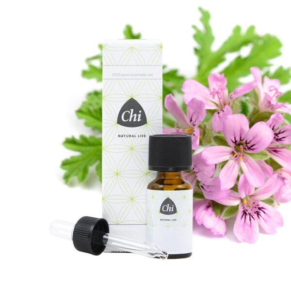 Geranium etherische olie, Cultivar - Prana Puur | Cadeau winkel Roden