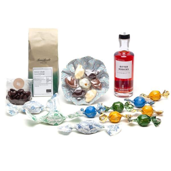 Koffie Pakket - Prana Puur | Cadeau winkel Roden