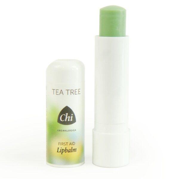 Tea Tree Lip Balm - Prana Puur   Cadeau winkel Roden