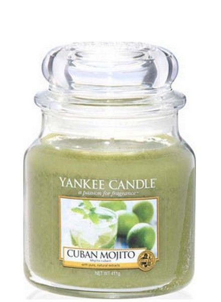 Yankee Candle Cuban Moijto - Prana Puur | Cadeau winkel Roden