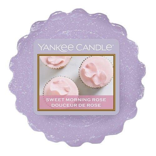 Yankee Candle Sweet morning Rose - Prana Puur | Cadeau winkel Roden