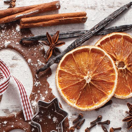 Geurlamp vloeistof Christmas Spice - Prana Puur | Cadeau winkel Roden