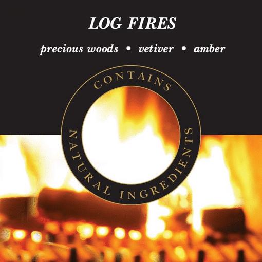 Geurlamp vloeistof Log Fires - Prana Puur | Cadeau winkel Roden