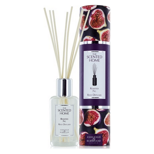 Reed Diffuser Roasted Fig - Prana Puur | Cadeau winkel Roden