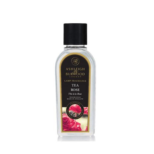 Geurlamp vloeistof Tea Rose - Prana Puur | Cadeau winkel Roden