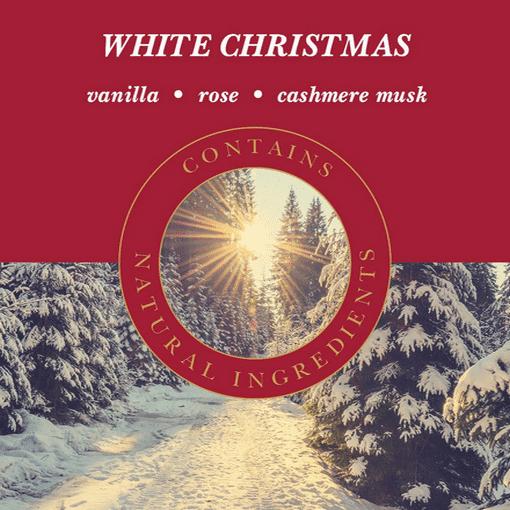 Geurlamp vloeistof White Christmas - Prana Puur | Cadeau winkel Roden
