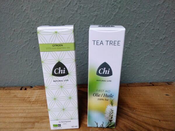 CHI Springtime olie - Prana Puur | Cadeau winkel Roden