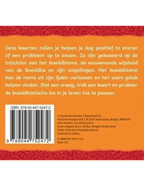De wijsheid van het Boeddhisme - Prana Puur | Cadeau winkel Roden