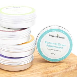 Happy Soaps Natuurlijke Deodorant