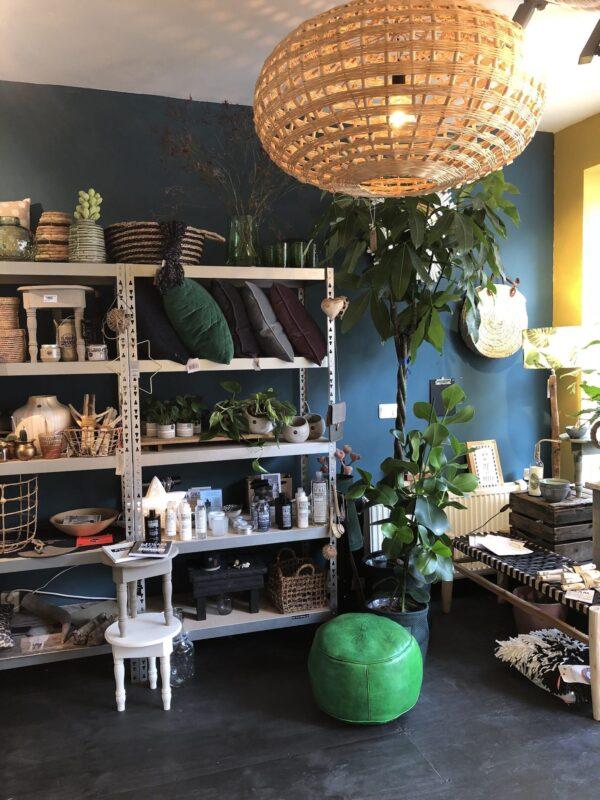 Dubbelleven krijtverf DYNAMO - Prana Puur | Cadeau winkel Roden