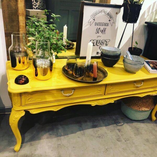 Dubbelleven krijtverf BOMBAY - Prana Puur | Cadeau winkel Roden