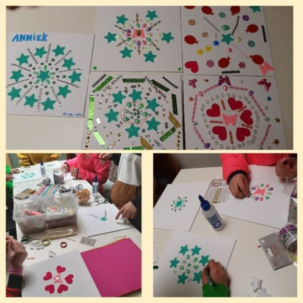 11 juni 2021 Kindercafé | Thema Verbinding - Prana Puur | Cadeau winkel Roden
