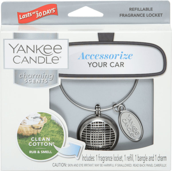 Yankee Candle Charming Scents CarKit - Prana Puur | Cadeau winkel Roden