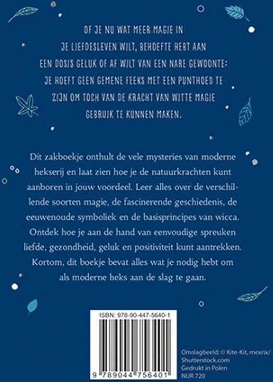 Heksen zakboekje - Prana Puur | Cadeau winkel Roden
