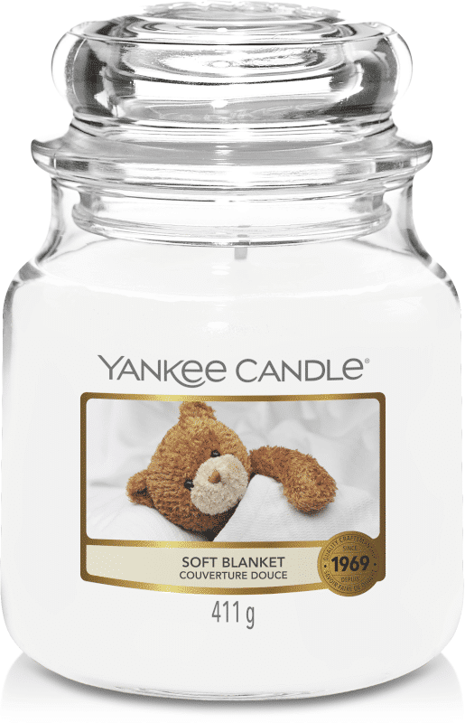 Yankee Candle Soft Blanket - Prana Puur | Cadeau winkel Roden
