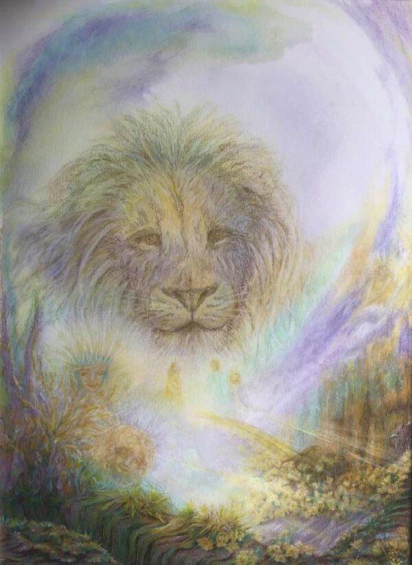 28 November   Spiritueel Café   Zielsschilderijen - Prana Puur   Cadeau winkel Roden