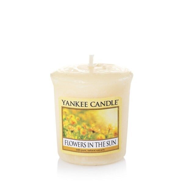 Yankee Candle Flowers in the Sun - Prana Puur | Cadeau winkel Roden