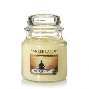 Yankee Candle my serenity