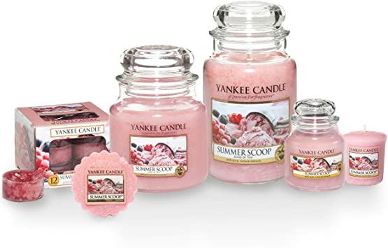 Yankee Candle Summer Scoop Small - Prana Puur | Cadeau winkel Roden