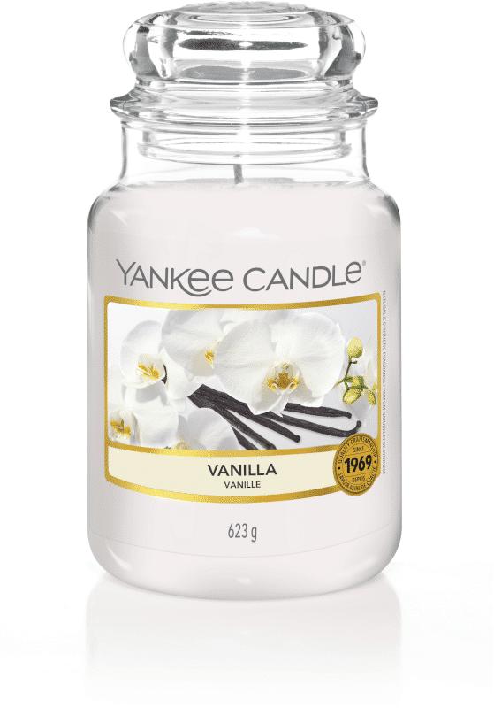 Yankee Candle Vanilla - Prana Puur | Cadeau winkel Roden
