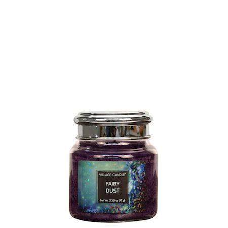 Village Candle Fairy Dust Small jar - Prana Puur   Cadeau winkel Roden