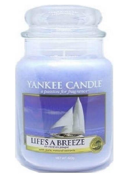 Yankee Candle Life's a Breeze - Prana Puur | Cadeau winkel Roden