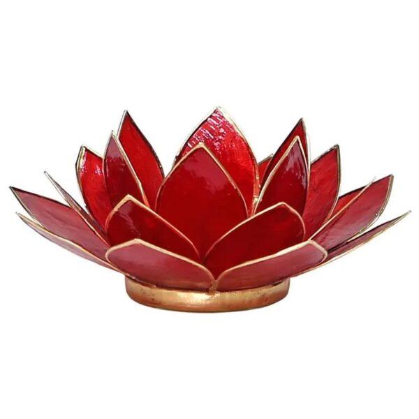 Lotus sfeerlicht Indigo | 6e Chakra - Prana Puur | Cadeau winkel Roden